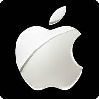 Actual logotipo de Apple Inc.